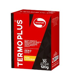 Termo Plus (Caixa com 30 Sachê de 30g) - Vitafor