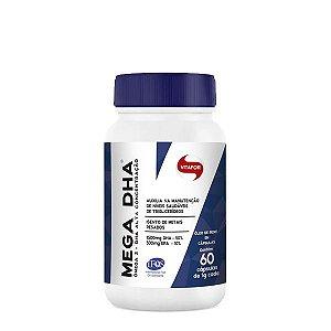 Mega Dha 60 Cápsulas - Vitafor