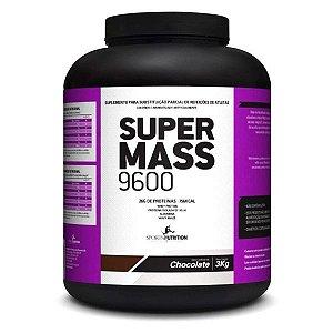 Super Mass 9600 3Kg - Sports Nutrition