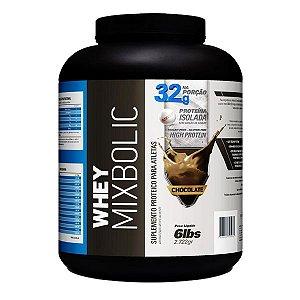 Whey Mix Bolic 2,722g - Sports Nutrition
