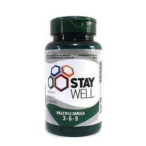 Multiple Omega 3-6-9 60 Cápsulas - Sports Nutrition