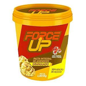 Pasta de Amendoim Integral Granulado 1,005Kg - Force Up