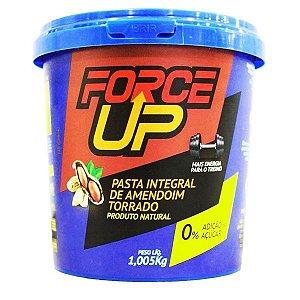 Pasta de Amendoim Torrado Integral (Lisa) 1,005Kg - Force Up