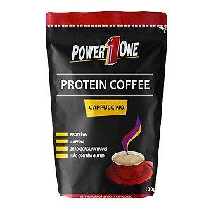 Protein Coffee Café Proteico 100g - Power One