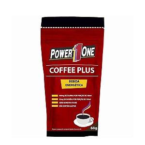 Coffee Plus Bebida Energética 60g - Power One