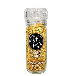 Moedor Alho & Cebola & Sal Rosa - 70g -  Br Spices