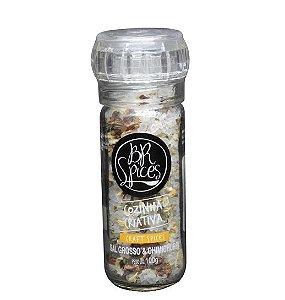 Moedor Sal Grosso Marinho & Chimichurri - 100g - Br Spices