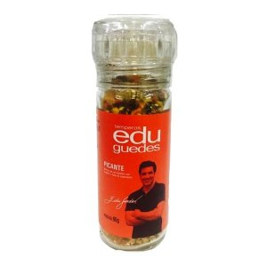 Moedor Edu Guedes Picante - 60g - Br Spices
