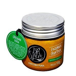 Pote Curcuma - 100g - Br Spices