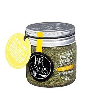 Pote Ervas Finas - 22g - Br Spices