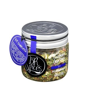 Pote Fit Completo - 50g - Br Spices