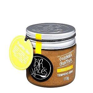 Pote Tempero Sirio - 110g - Br Spices