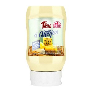 Creme 4 Queijos - 235g - Mrs Taste
