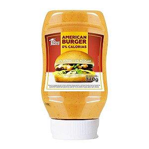 Molho American Burger - 340g - Mrs Taste