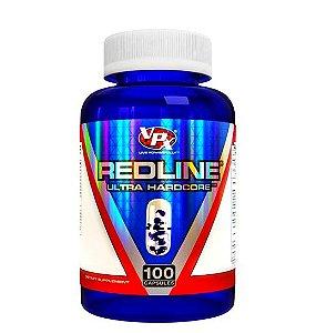 Redline Ultra Hardcore 100 Cápsulas - VPX