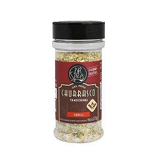 Sal de Churrasco Classico - 270g - Br Spices