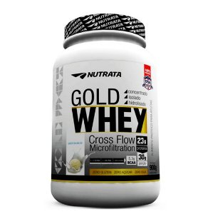 Gold Whey - 900g - Nutrata