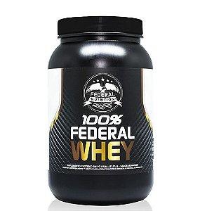 100% Federal Whey - 900g - Federal Nutrition