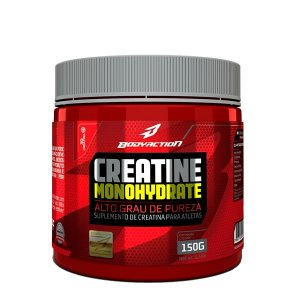 Creatine (Creatina) Monohydrate - 150g - Body Action
