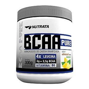 BCAA Pure - 300g - Nutrata