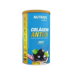 Colágeno Antiox - 300g - Nutrata
