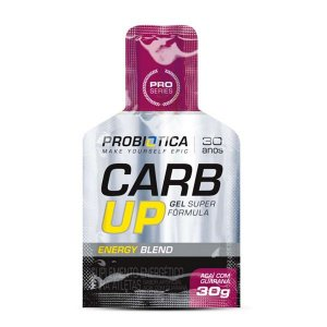Carb Up Gel Super Fórmula 30g - Probiótica