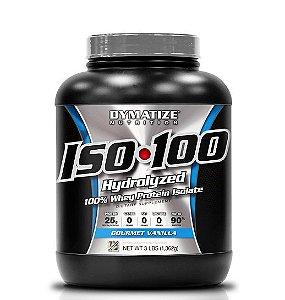 Iso 100 - 1,36kg - Dymatize