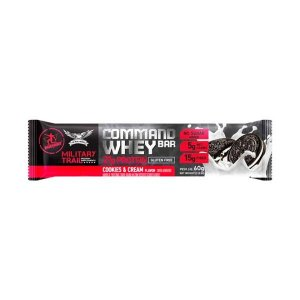 Command Whey Bar - 45g - Military Trail