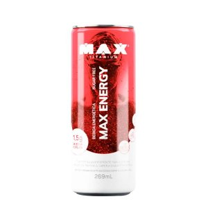 Max Energy - 269ml - Max Titanium