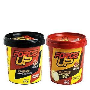 Kit 2un Pasta de Amendoim - Force Up