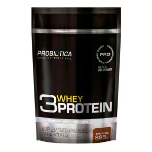 3 Whey Protein - 825g - Probiótica