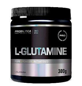 L-Glutamine Instantânea 300g Probiótica
