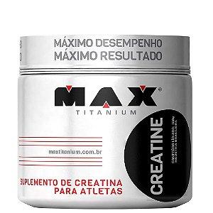 Creatine (Creatina) 150g - Max Titanium