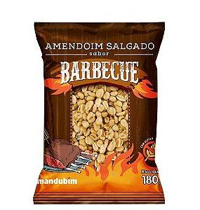 Amendoim Torrado - Barbecue - 180g - Mandubim