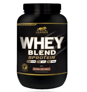 Whey Blend 8 Protein 900g Leader Nutrition