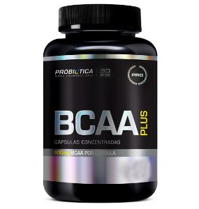 Bcaa Plus 120caps Probiotica