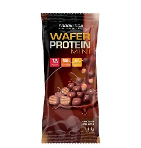 Mini Wafer Protein 50g Probiotica