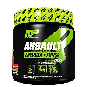 Pré Treino Assault 300g Musclepharm