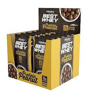 Best Whey Protein Peanut Cx com 12un Atlhetica