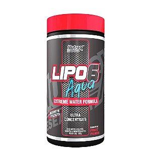 Lipo 6 Aqua 120g Nutrex