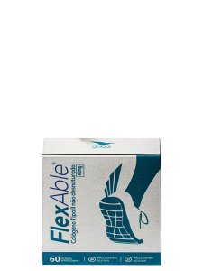 FlexAble Colágeno Tipo II não desnaturado 60cáps Global Suplementos