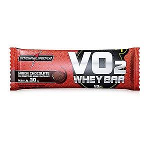 VO2 Whey Bar (Caixa com 24un de 30g) Integral Medica