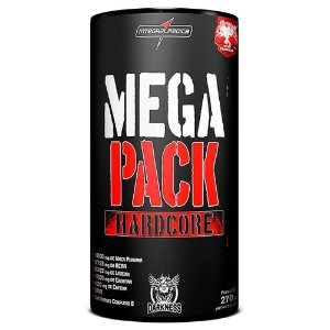 Mega Pack Hardcore 30 Packs Integral Medica