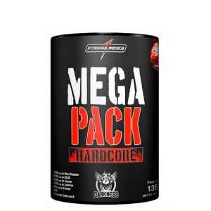 Mega Pack Hardcore 15 Packs Integral Medica