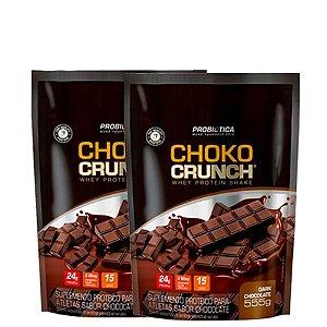 2 Unidades de Choko Crunch 555g Probiótica