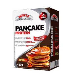 Pancake Whey Protein 420g Midway