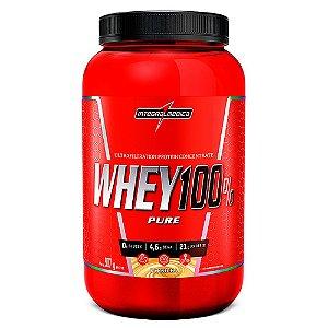 Whey Protein 100% Pure 907g Integralmedica