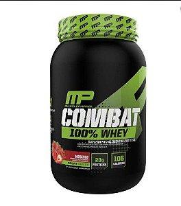 Combat 100% Whey 907g Muscle Pharm