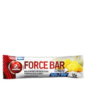 Force Bar unidade Crispy 30g Midway
