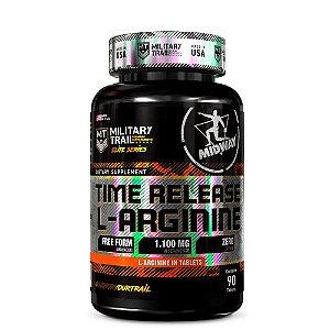 Arginina Pura Time Release L-Arginine 90tab Midway